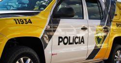Após ameaçar matar família com machado, suspeito por injúria racial contra policial e desacato é preso em Cascavel, diz PM
